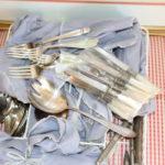 Assorted Vintage Silver-plate Flatware
