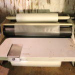 The Premier III Laminator With Plastic Rolls