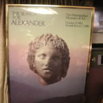 The Search For Alexander Metropolitan Museum Of Art Poster Oct 27, 1982- Jan 3, 1983
